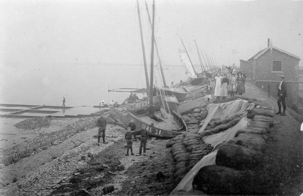 Beleef de storm van 1911